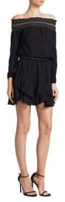 A.L.C. Jelena Silk Dress