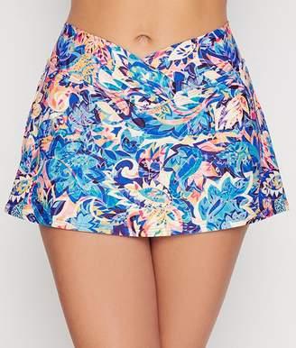 Lovin Sunsets Gypsy Breeze Summer Lovin' Skirted Bikini Bottom