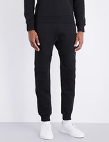 Belstaff Biker-knees cotton-jersey jogging bottoms