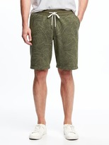 Old Navy Fleece Drawstring Shorts for Men
