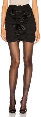 Magda Butrym Luxor Skirt in Black | FWRD