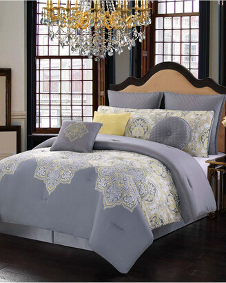 Style 212 Melania Comforter Set