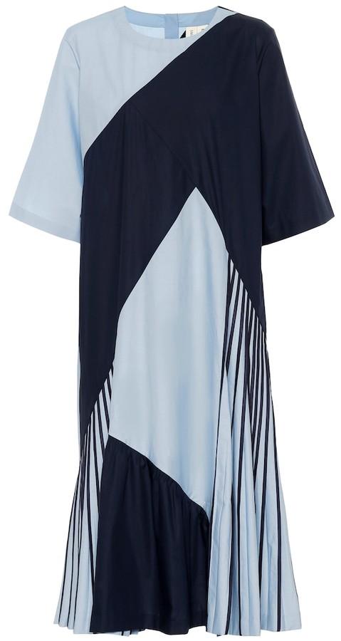 BODICE Cotton midi dress