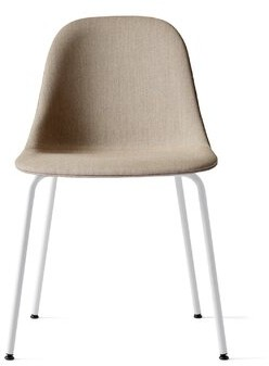 Menu Dining Chair Color: Sandy Brown