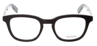 Saint Laurent Round Eyeglasses