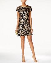 Jessica Simpson Sequin Shift Dress