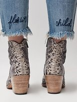 Free People Mixed Messages Jean