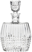 Godinger Tartan Flat Oval Whiskey Decanter