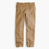 J.Crew Bowery slim pant in cotton twill