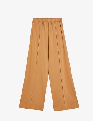Topshop Boutique Fluid Jogger woven trousers