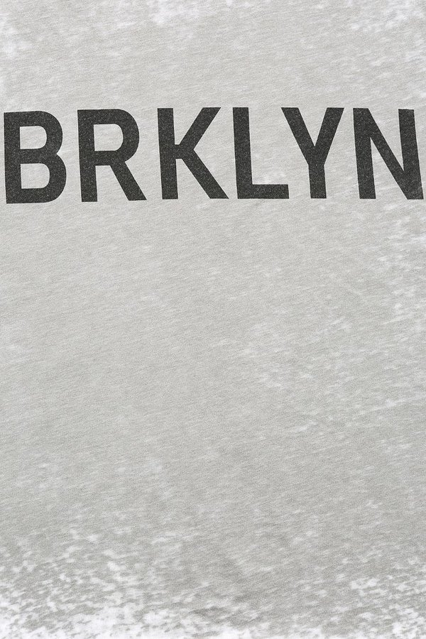 Truly Madly Deeply Brooklyn Burnout Ringer Tee