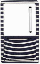 Northfield Navy Stripe Dry Erase Pocket