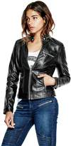 G by Guess Brielle Perforated Jacket