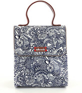 Sakroots Artist Circle Flap Lunch Bag