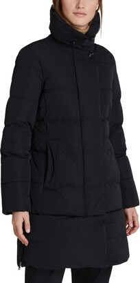 Woolrich Vail Water Repellent Quilted Down Coat