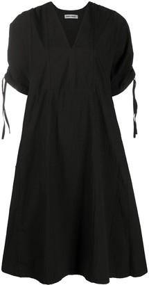 Henrik Vibskov Casual Black Dress