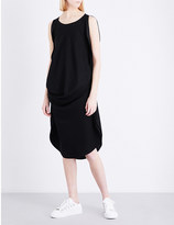 Limi Feu Draped gabardine dress