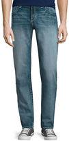 Decree Straight Fit Flex Jeans