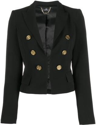 Elisabetta Franchi Cropped Jacket