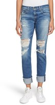Rag & Bone Women's 'The Dre' Slim Fit Boyfriend Jeans