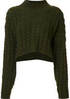 Vivienne Westwood cropped jumper