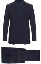 Lanvin Attitude-fit Wool Suit
