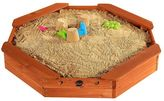 Plum Outdoor Play Treasure Beach Wooden Sand Pit