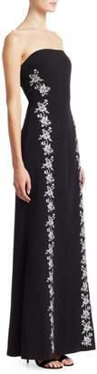 Cinq à Sept Eva Embroidered Gown