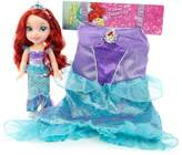 Disney Princess Ariel Doll with Matching Dress