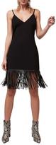 Diane von Furstenberg As By Slim City Fringe Dress