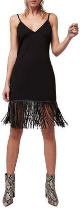 As By Df Slim City Fringe Dress