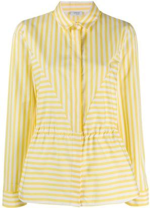 Akris Punto Striped Shirt