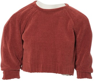 J.W.Anderson J W Anderson Brown Synthetic Knitwear