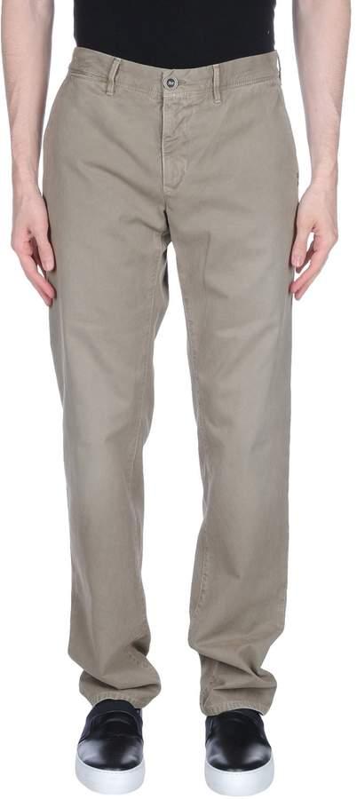 Incotex Red Casual pants - Item 13053410