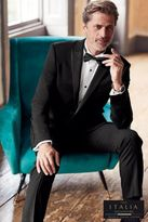Next Black Slim Fit Signature Tuxedo Suit: Trousers