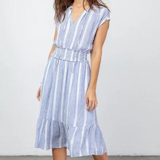 Rails Ashlyn - Levanzo Stripe Dress - S .
