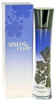 Giorgio Armani Code by Eau De Parfum Spray 50 ml for Women