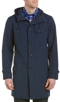 Brooks Brothers Covert Twill Coat.