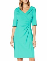 Thumbnail for your product : Gina Bacconi Women's Deyna Stretch Moss Crepe Dress Cocktail