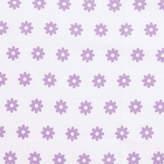 TREND LAB, LLC Trend Lab Lilac Flower Flannel Crib Sheet