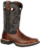 Durango Rebel Ostrich Emboss (Men's)