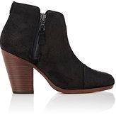 Rag & Bone Women's Margot Double-Zip Boots-BLACK