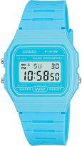 Casio F-91wc-2aef resin digital watch