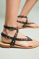 Bibi Lou Studded Gladiator Sandals