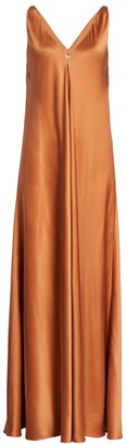 Co Silk Maxi Dress