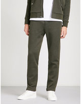 Ralph Lauren Purple Label Tapered jersey jogging bottoms