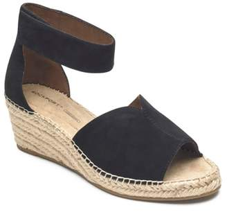 Rockport Marah Espadrille Wedge Sandal