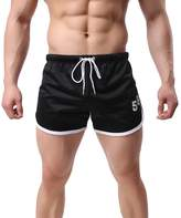 XARAZA Men's Casual Dry Fit Shorts Sports Trunks Beach Short Pants