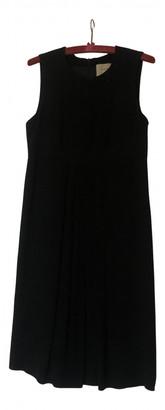 Burberry Black Viscose Dresses