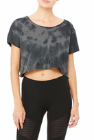 Alo Yoga Beam Short Sleeve Top